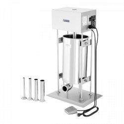 Nadziewarka do kiełbas - 15 litrów - elektryczna ROYAL CATERING 10010348 RCWF-15LE-H