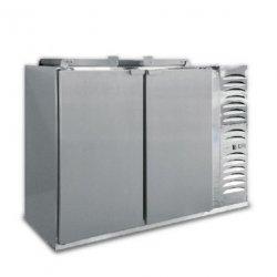 Schładzarka na odpady o pojemności 2x240l 1830x866x1286 BLO-2240 DORA METAL BLO-2240 BLO-2240