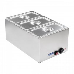 Bemar - 3 x GN 1/3 ROYAL CATERING 10010195 RCBM-1/3-150-GN
