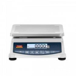 Waga sklepowa - 60 kg / 20 g - 28 x 34 cm - legalizacja TEM 10200021 TAB060D-O-B1