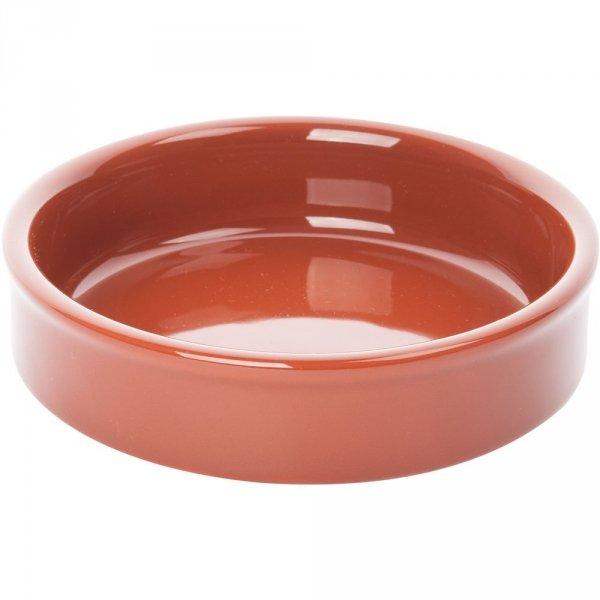 Naczynie okrągłe do zapiekania niskie d 132 mm