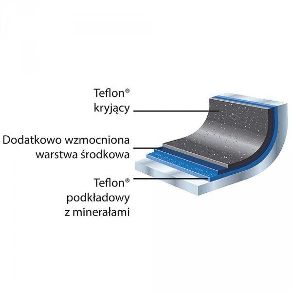 Patelnia do naleśników nieprzywierająca PLATINUM d 290 mm