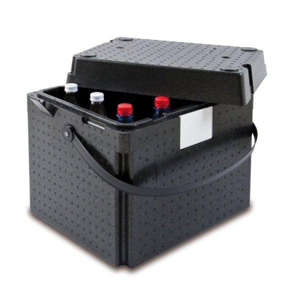 Pojemnik termoizolacyjny z uchwytem 31 l STALGAST 054311 054311
