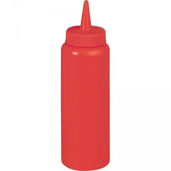 Dyspenser do sosów czerwony 0,7 l STALGAST 065721 065721