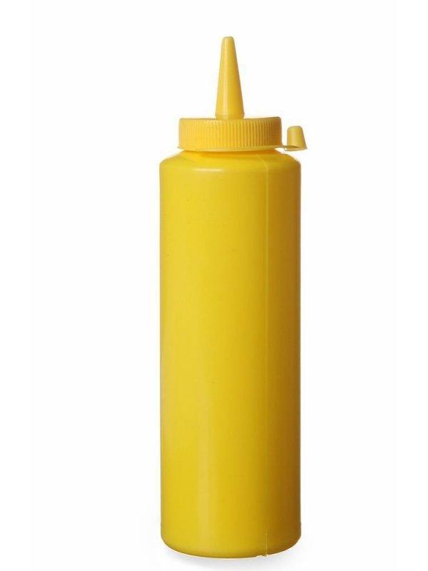 Dyspensery do zimnych sosów - żółty HENDI 557808 557808