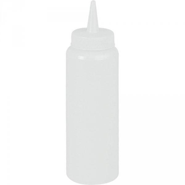 Dyspenser do sosów biały 0,7 l