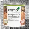 OSMO 006 Bangkirai naturalnie stonowany olej do tarasów 2,5l