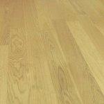 Deska podłogowa warstwowa - Dąb Honey Natur Classic 14x120x1000-1400mm fazowana,szczotkowana, lakierowana