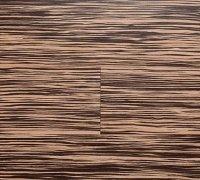 Zebrano Bianco 2445x210x8,5 mm