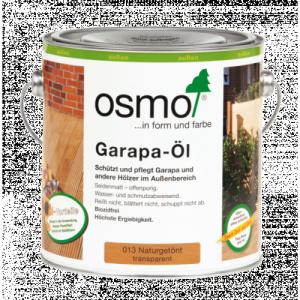 OSMO 013 Garapa naturalnie stonowany olej do tarasów 2,5l