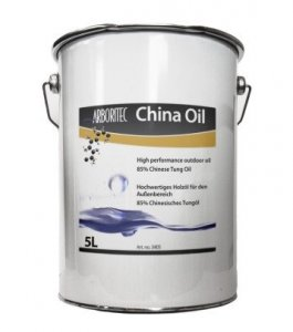 China Oil teak 1l