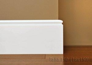 Cokół MDF Talia 150  16x150x2620mm biały