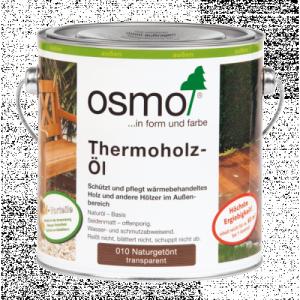OSMO 010 Termodrewno naturalnie stonowany olej do tarasów 25l