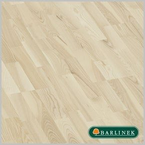 Barlinek Classic jesion family szer.207mm  3 lamele olej biały
