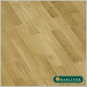 Barlinek Classic dąb selekt szer.207mm 3 lamele wysoki olej natu