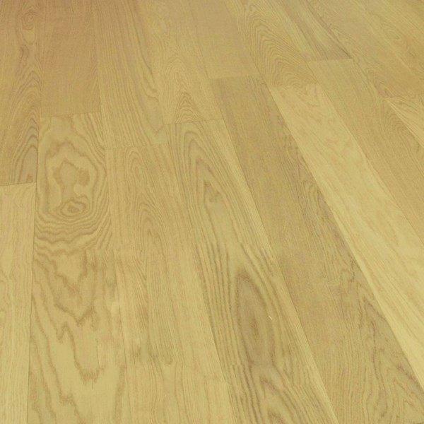 Deska podłogowa warstwowa - Dąb Honey Natur Elegance 14x150x1000-1400mm fazowana,szczotkowana, lakierowana
