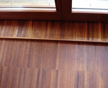 Mozaika przemysłowa Merbau 14x20x200 mm