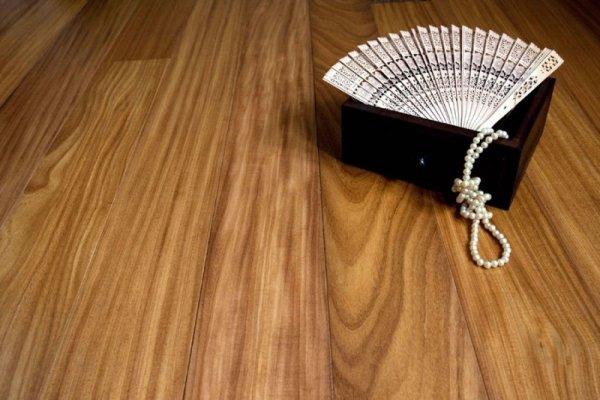 Afromosia natur 15x120x500 - 1500 mm