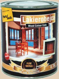 Hartzlack lakierobejca Wood Colour Cote 0,75l
