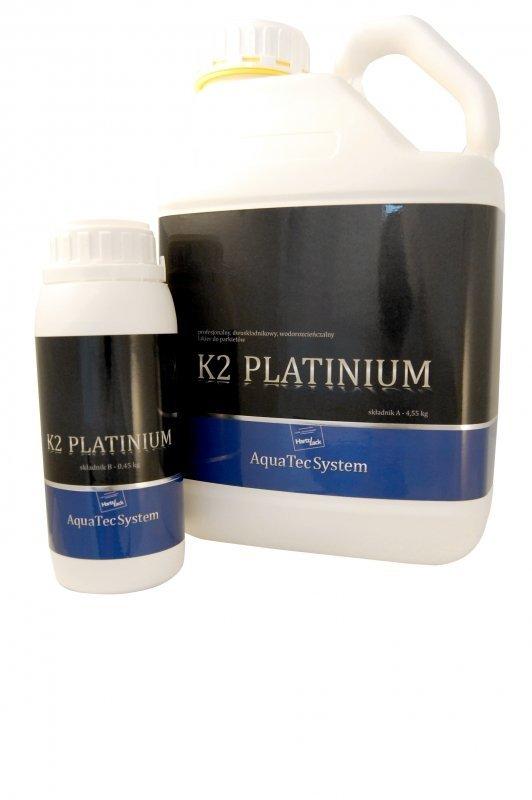 Hartzlack K2 Platinium  5l mat