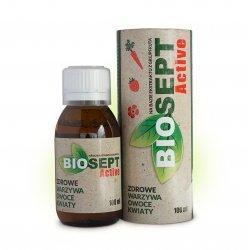 BIOSEPT Active wyciąg z grejpfruta na grzyby 100 ml