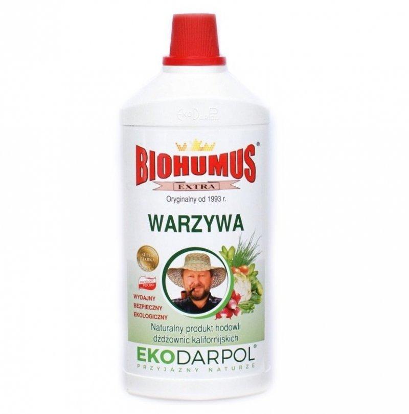 Biohumus Warzywa