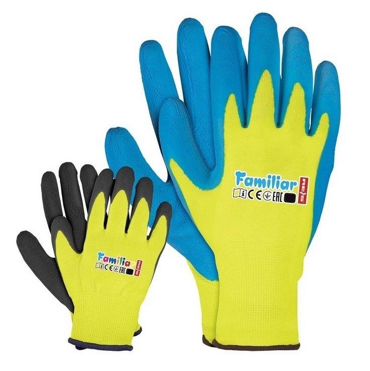 Rękawice robocze dziecięce