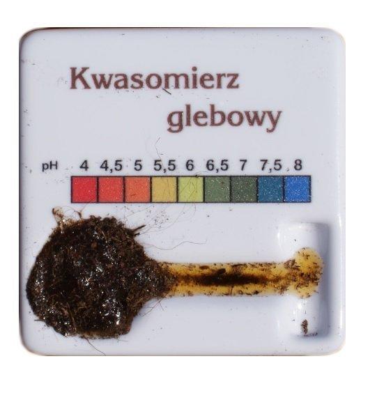 Kwasomierz glebowy - odczyn kwasowy