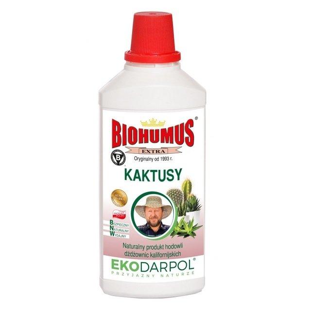 Biohumus Extra kaktusy