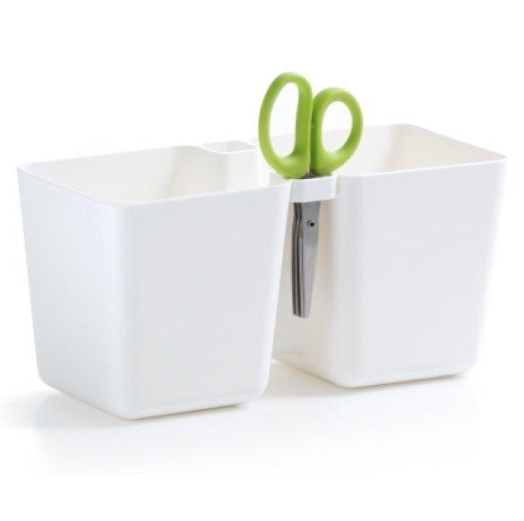 Doniczka na zioła Twins Cube