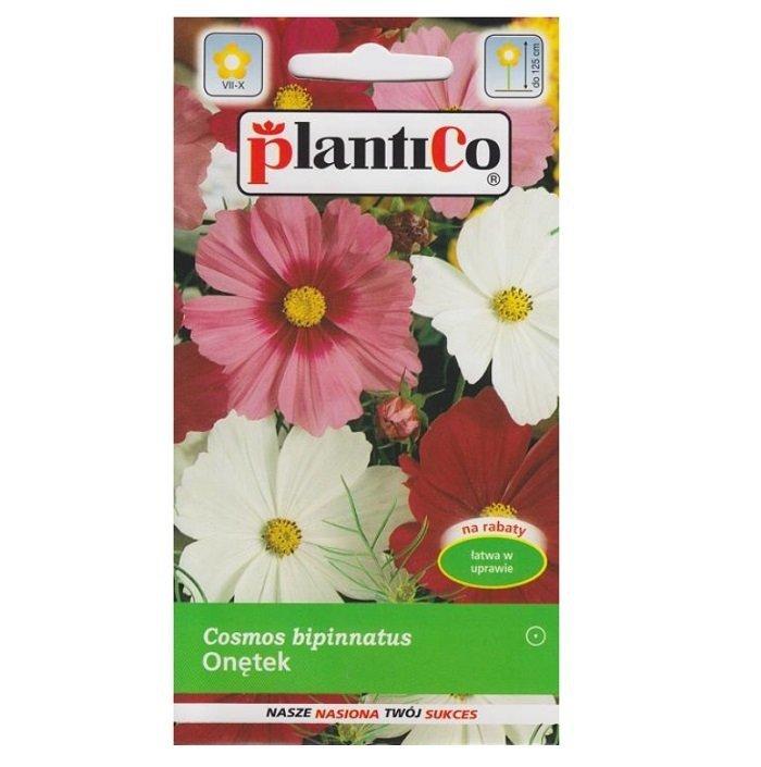ONĘTEK - KOSMOS MIX nasiona kwiatów Plantico 2g