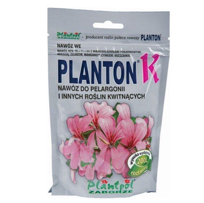 PLANTON K nawóz do roślin kwitnących