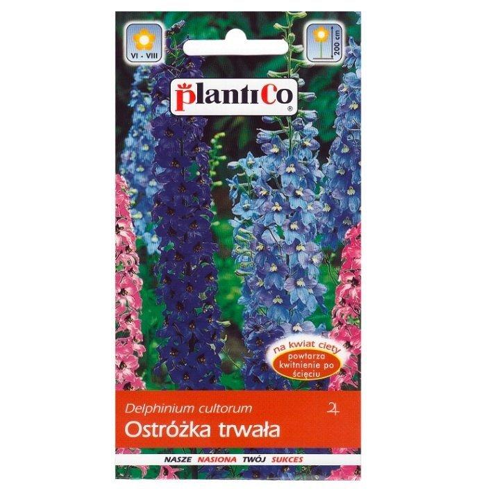 Ostróżka trwała nasiona Plantico