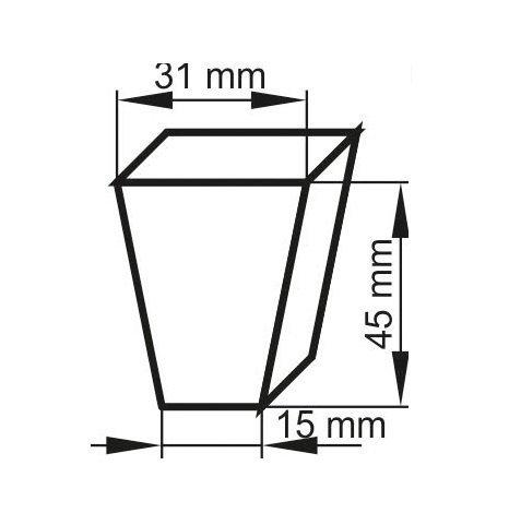 MINISZKLARENKA 52x16cm 56 doniczek + podłoże