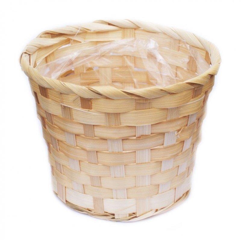 Doniczka bambusowa