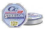 Konger Żyłka podlodowa STEELON ICE CRISTAL 0,10mm 50m