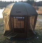 Jaxon parasol/namiot z osłoną i moskitierą AK-KZS045