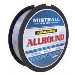 Żyłka Mistrall ADMUNSON ALLROUND 0.22mm 150m 6,9kg