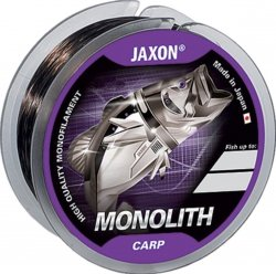 Jaxon Żyłka MONOLITH CARP 0,32mm 600m Japan