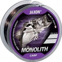 Jaxon Żyłka MONOLITH CARP 0,27mm 600m Japan