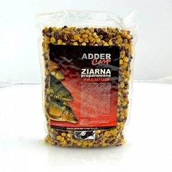Adder Carp Ziarna preparowane Premium Leszcz 1kg