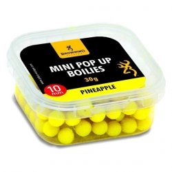Browning Pop Up Boilies 10mm 30g - Pineapple