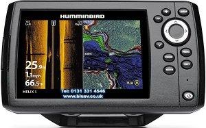 Humminbird Echosonda HELIX 5 CHIRP SI GPS G2