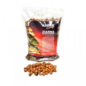 Adder Carp Ziarna preparowane 1kg Orzech Tygrysi