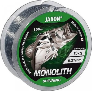 JAXON Żyłka Monolith Spinning 0,25mm 150m  Japan
