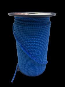 Lanex PPV Lina Sznur Pleciony bez Rdzenia 6mm Blue