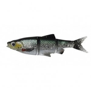 Savage Gear LB Roach Swim&Jerk 12,5cm 18g Green Silver