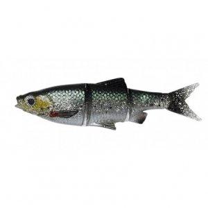 Savage Gear LB Roach Swim&Jerk 12,5cm 18g Green Silver