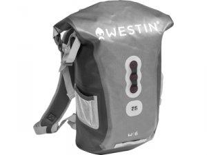 Westin Plecak W6 ROLL-TOP BACKPACK Silver Grey 25L
