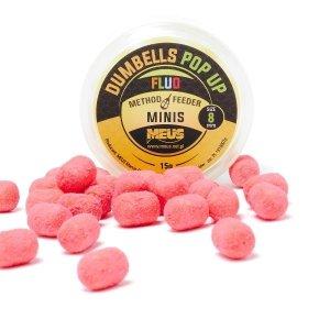 Meus Dumbells Fluo Pop-up 8mm Kałamarnica Mini